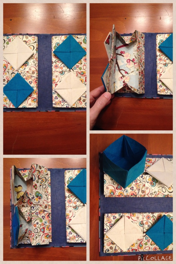 The assembled thread book